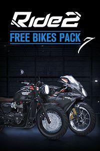 Carátula del juego Ride 2 Free Bikes Pack 7