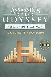 Carátula del juego Assassin's Creed Odyssey - Helix Credits XXL Pack