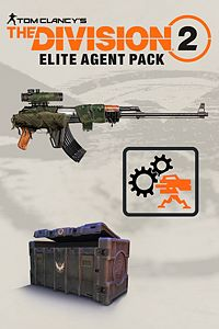Carátula del juego Tom Clancy's The Division 2 - Elite Agent Pack