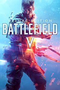 Carátula del juego Battlefield V Deluxe Edition