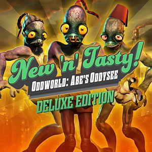 Oddworld: New 'n' Tasty - Deluxe Edition Xbox One