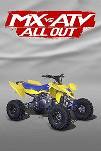 Carátula del juego 2011 Suzuki LT-R450