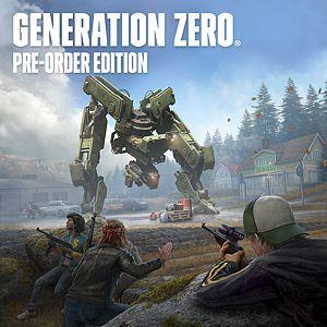 Generation Zero: Pre-order Edition Xbox One