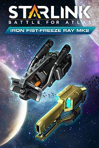 Carátula para el juego Starlink: Battle for Atlas - Iron Fist & Freeze Ray Mk.2 Weapon Pack de Xbox 360