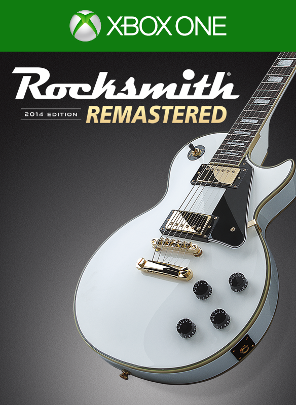 Rocksmith Remastered 2014  boxshot