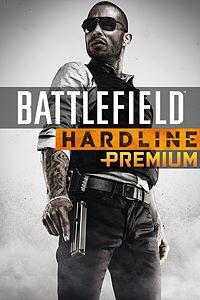 Carátula del juego Battlefield Hardline Premium de Xbox One