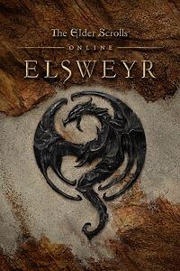 Carátula del juego The Elder Scrolls Online: Elsweyr Pre-purchase