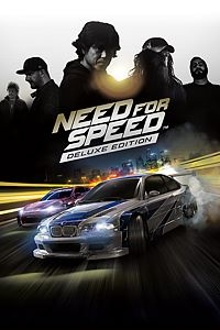 Carátula del juego Need for Speed Deluxe Edition