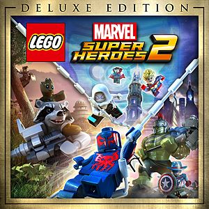 LEGO® Marvel Super Heroes 2 Deluxe Edition Xbox One