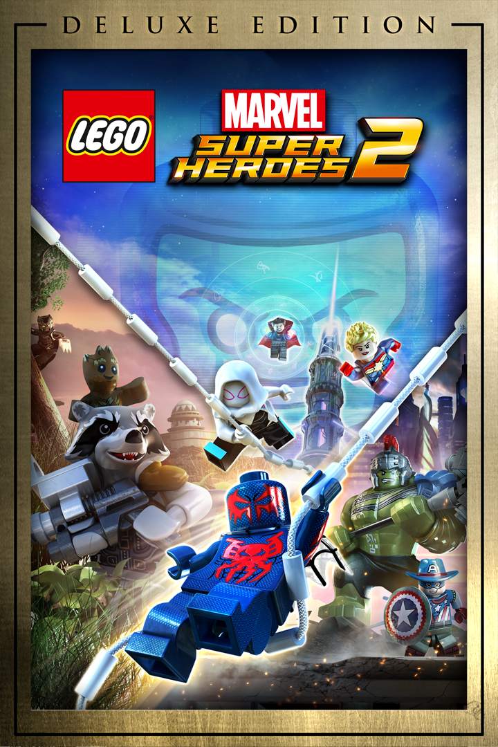 Kup Lego Marvel Super Heroes 2 Edycja Deluxe Sklep Microsoft