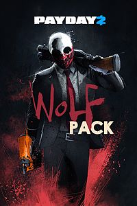 Carátula del juego PAYDAY 2: CRIMEWAVE EDITION - The Wolf Pack