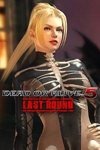 Carátula del juego DEAD OR ALIVE 5 Last Round Rachel Halloween Costume 2014