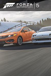 Carátula del juego Forza Motorsport 5 Honda Legends Car Pack