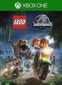 LEGO® Jurassic World™ O Mundo Dos Dinossauros boxshot