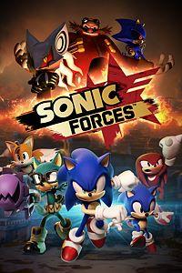 Carátula para el juego SONIC FORCES Digital Standard Edition de Xbox 360