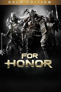 Carátula del juego FOR HONOR Gold Edition