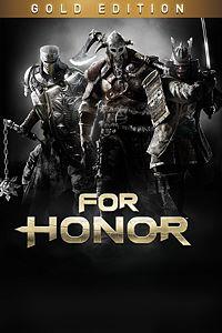 Carátula del juego FOR HONOR Gold Edition de Xbox One
