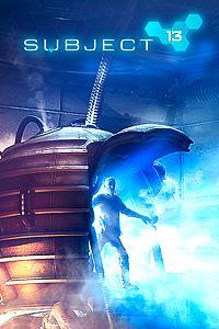Carátula para el juego Subject 13 de Xbox 360