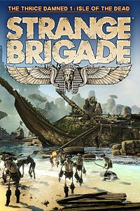 Carátula del juego Strange Brigade - The Thrice Damned 1: Isle of the Dead