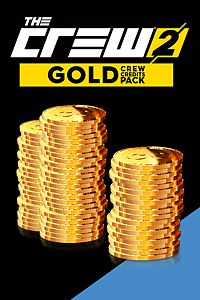 Carátula del juego The Crew 2 Gold Crew Credits Pack