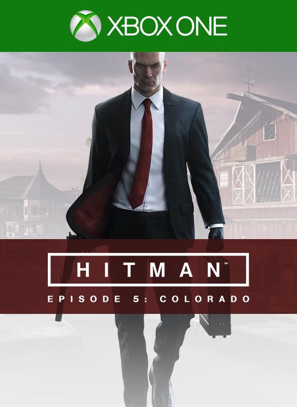 HITMAN™ - Episode 5: Colorado boxshot