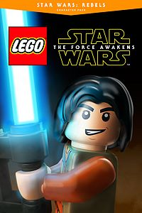 Carátula para el juego Star Wars: Rebels Character Pack de Xbox 360
