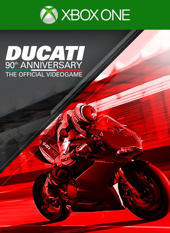 DUCATI - 90th Anniversary boxshot