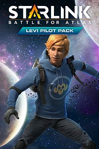 Carátula del juego Starlink: Battle for Atlas - Levi Pilot Pack