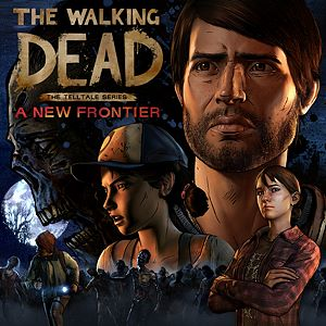 The Walking Dead: A New Frontier - The Complete Season (Episodes 1-5) Xbox One