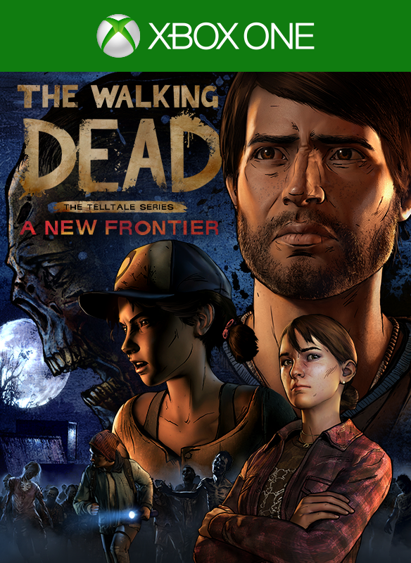 The Walking Dead: A New Frontier - The Complete Season boxshot