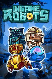Carátula del juego Insane Robots - Robot Pack 3