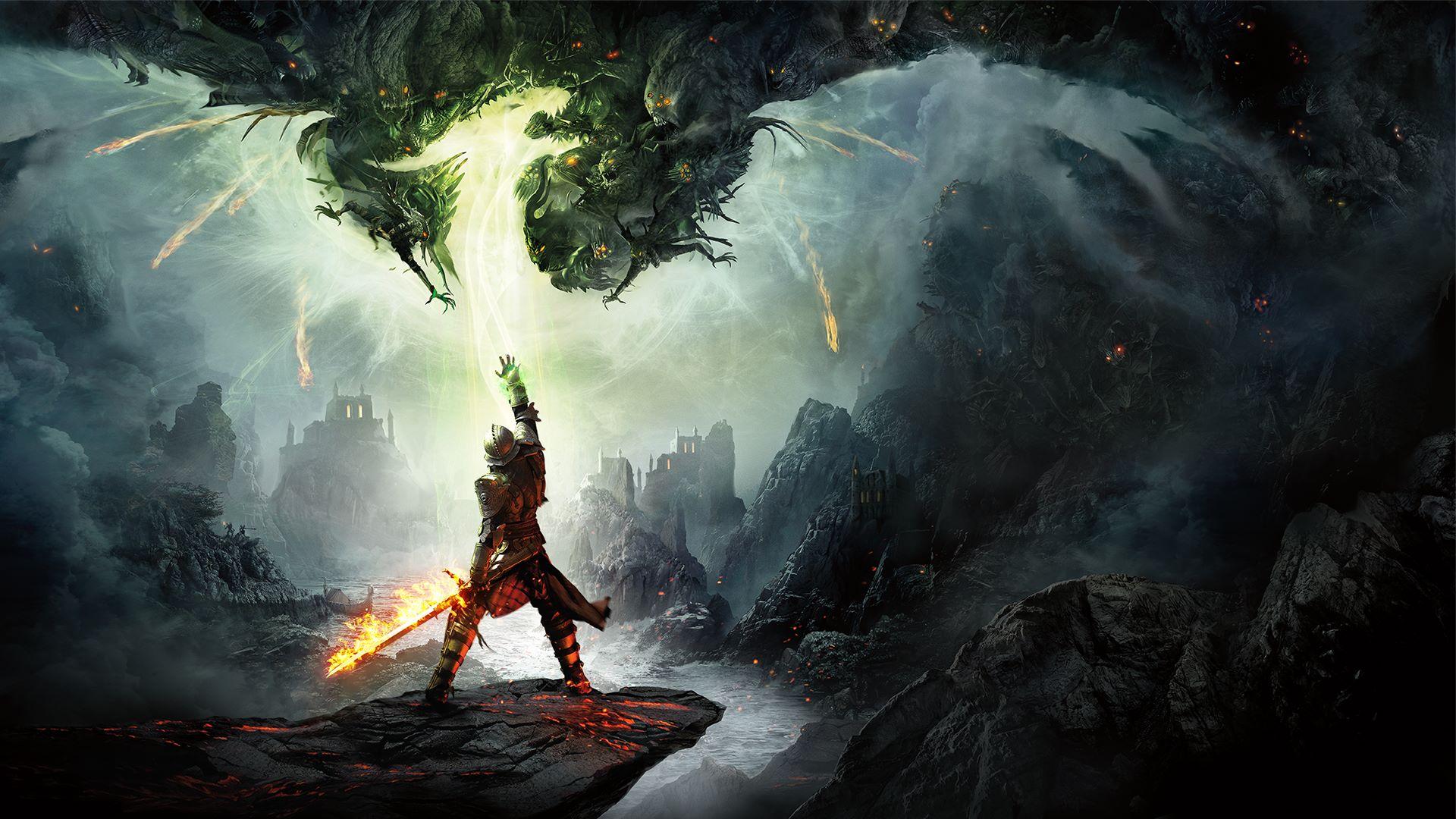 Обновление Dragon Age™: Инквизиция до эксклюзивного издания