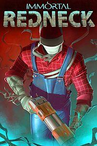 Carátula para el juego Immortal Redneck de Xbox One
