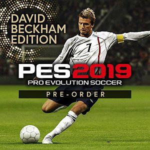 PRO EVOLUTION SOCCER 2019 DAVID BECKHAM EDITION: Pre-Order Xbox One