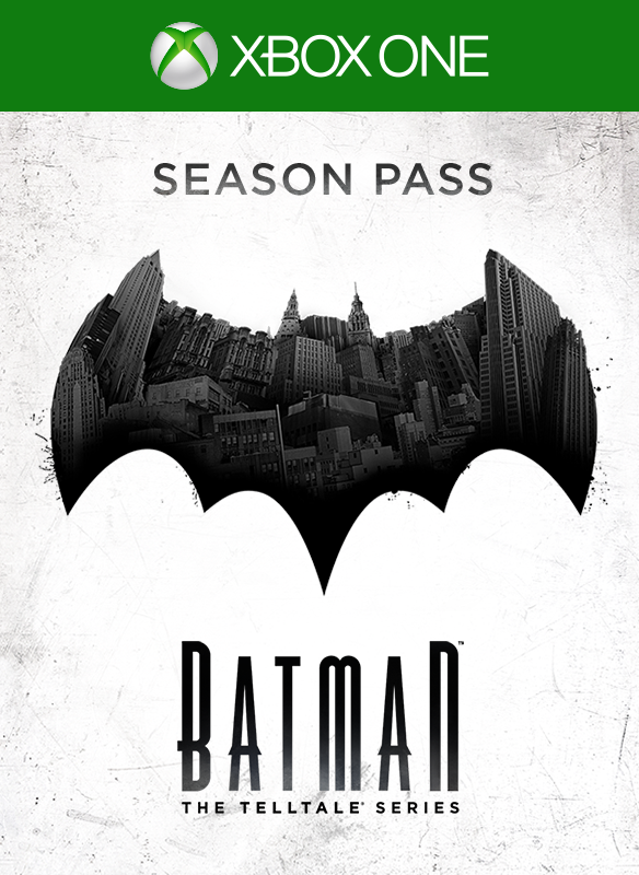 Batman – The Telltale Series – Season Pass