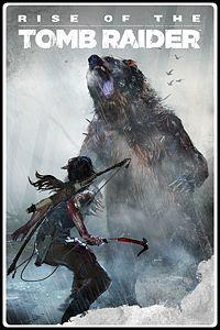 Carátula para el juego Rise of the Tomb Raider Season Pass de Xbox 360