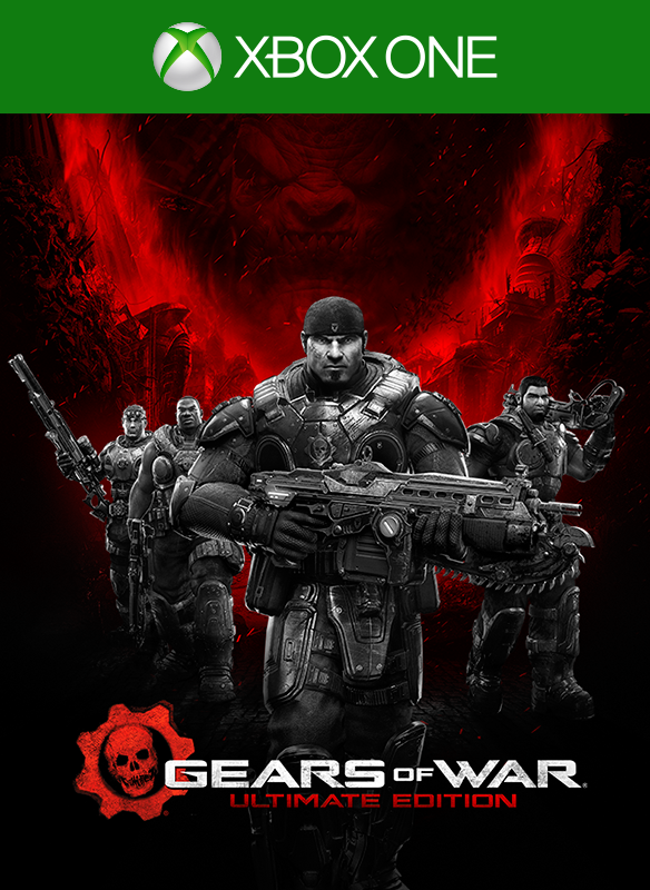 Gears of War: Ultimate Edition - Version Jour1 boxshot