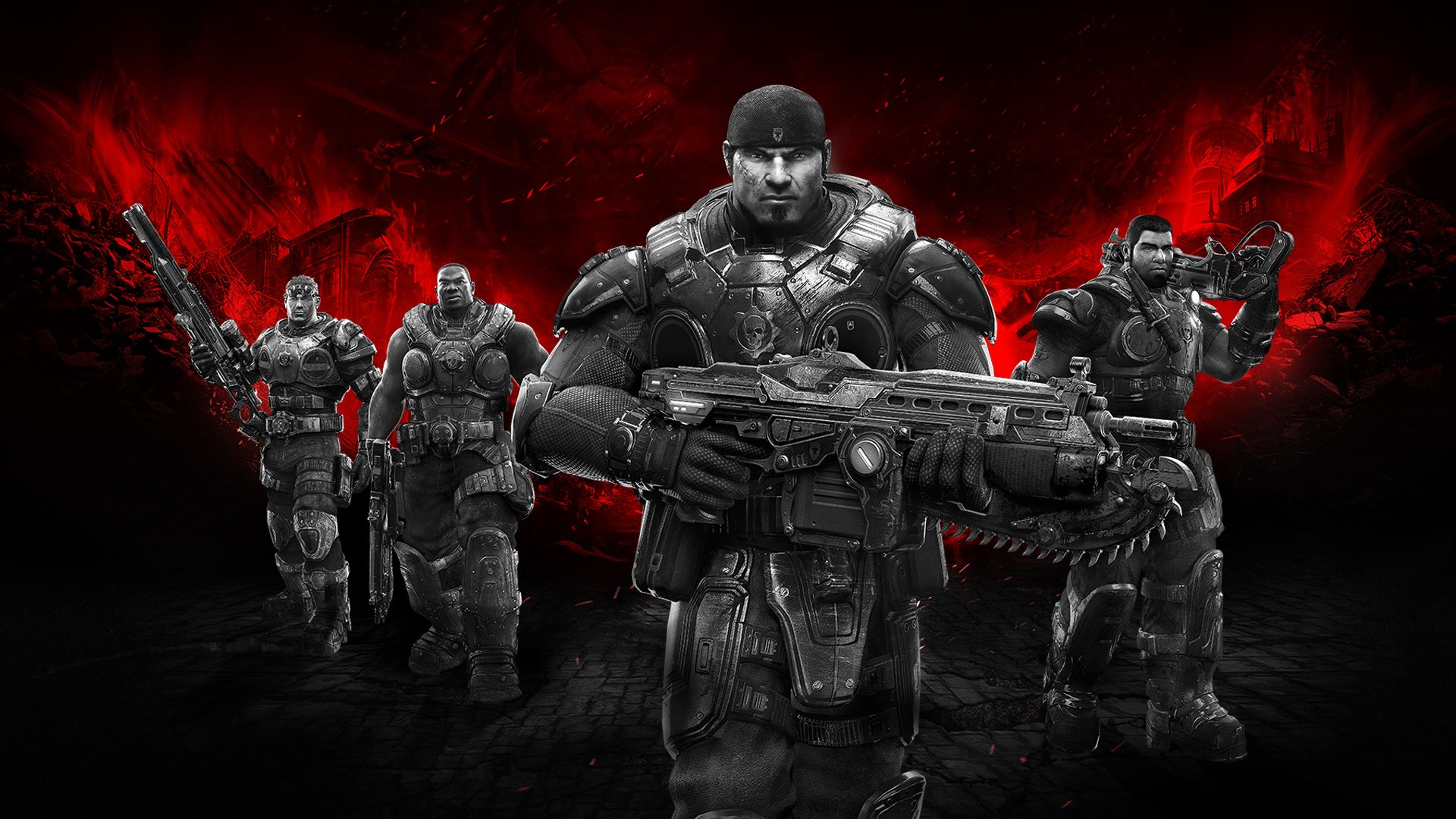 Image result for Gears of War: Ultimate Edition
