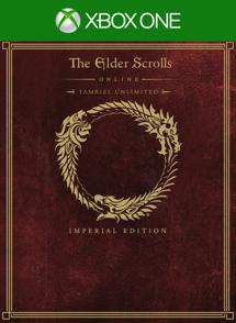 Elder Scrolls Online: Tamriel Unlimited Imperial Edition