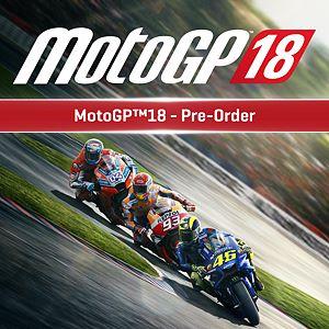 MotoGP™18 - Pre-Order Xbox One