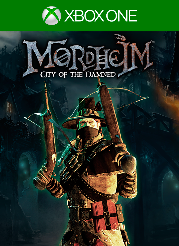 Mordheim City of the Damned - Witch Hunter boxshot
