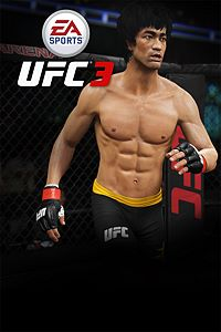 Carátula del juego EA SPORTS UFC 3 - Bruce Lee Welterweight