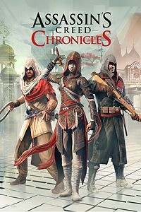 Carátula para el juego Assassin's Creed Chronicles – Trilogy de Xbox One