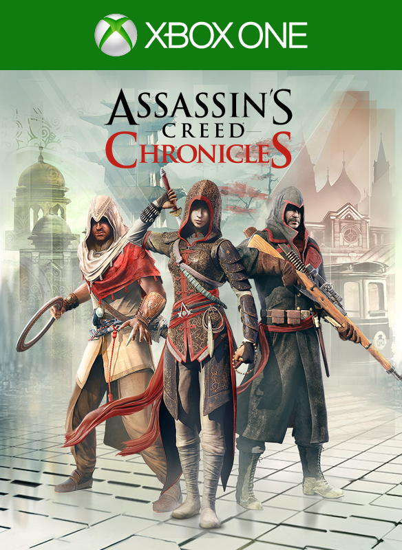 Assassin's Creed Chronicles Trilogy boxshot