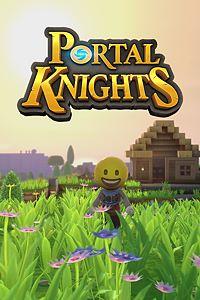 Carátula para el juego Portal Knights -Emoji Box de Xbox 360
