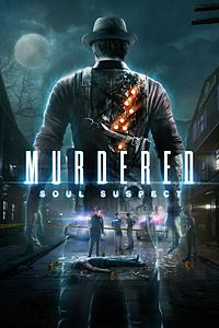 Carátula del juego Murdered: Soul Suspect para Xbox One