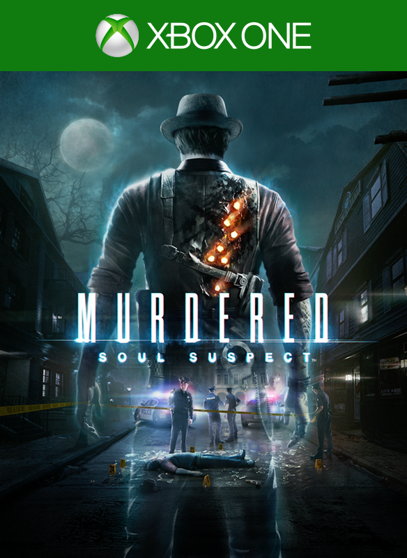 Murdered: Soul Suspect boxshot