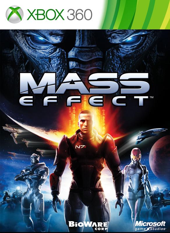 Mass Effect boxshot