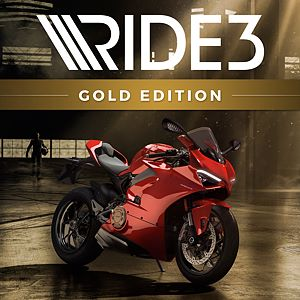 RIDE 3 - Gold Edition Xbox One
