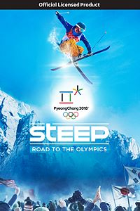 Carátula del juego Steep  Road to the Olympics